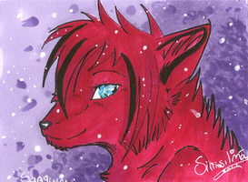 Giftart - Sanguine by xCastra