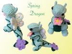 Spring Dragon - I picked this flower for you :) by Amaze-ingHats