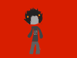 here have a Karkat by ipodsaysrawr