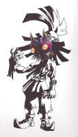 Skull kid by Skullkid05