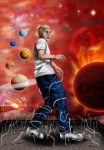 travis fletcher chronicles: cover 3 by Relion