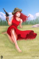 Country girl by radouane20