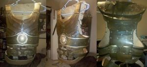 Prince of Persia armor by theDOC30427
