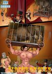 Circus of Size preview 4 by zzzcomics