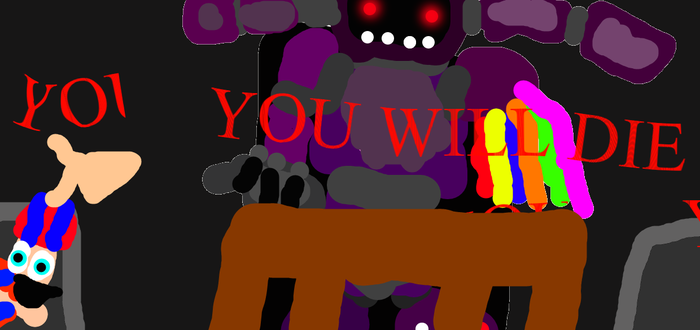 FNAF 2#2:about to die by snakedog21