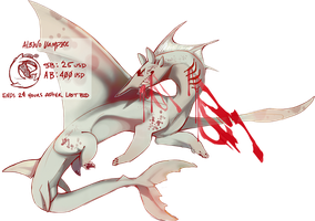 Frigate Chaser - Halloween Auction! [CLOSED] by Smooshkin