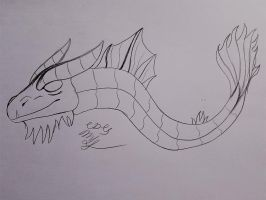 Wizard101 Leviathan by Cookiedough-Gecko