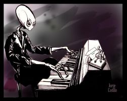 The Pianist by IronMaiden720