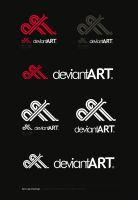 DeviantArt Epic Logo Challenge by cryogenicdreams