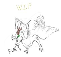 W.I.P by CanineCriminal