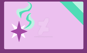 Starlight Glimmer's Flag by PioneeringAuthor