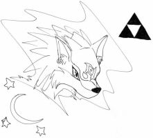 Wolf Link by bluecrysto