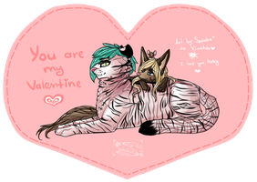 You Are My Valentine by Satuka