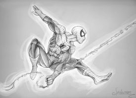 Spiderman by Twisted-Melody