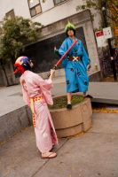 Ao No Exorcist: Go To Hell by Solo-The-Loner