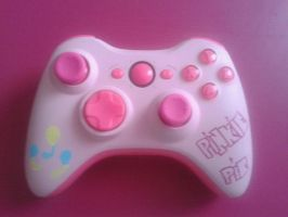 PinkiePieController_FORSALE by LilLoate