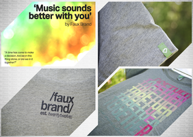 Faux Brand - Music Sounds Better With You by Warpfuz