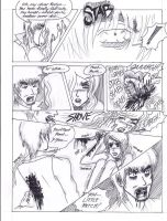 Reporter's Cam unused pages - Threatening page 3 by Cashopeia
