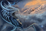 The Herald of Winter by FlashW