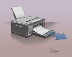 Printer ID style by Didymus03