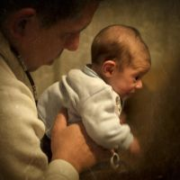 Noa and his father... by Kaarmen