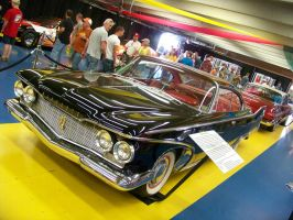 1960 Plymouth Fury by DetroitDemigod