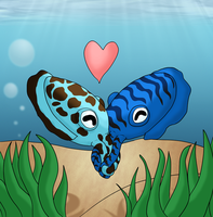 Cuttle Love by Tez-Taylor