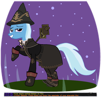 Final Fantasy XI Black Mage Trixie by FiMStargazer