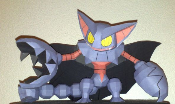 Gliscor papercraft by LordBruco
