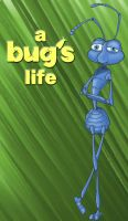 Inspired by A Bug's Life by arionquill