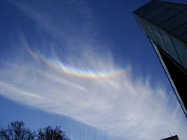 This rainbow leads nowhere by Selenia-actimel