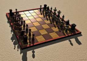 Chess by thdf
