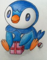 Piplup by Racheii