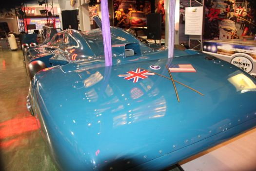 Sir Malcolm Campbell's BlueBird 4 by BackMasker