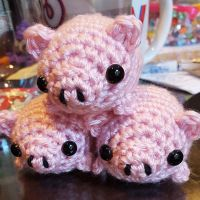 Three Little Pigs by syppahscutecreations