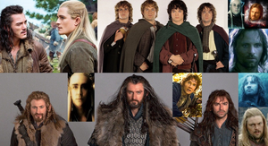 The Sexy Men in Middle-Earth! by CloudyRose06