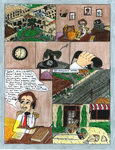 Life With Walt Comic 1 by WishExpedition23
