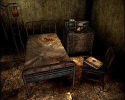 Silent Hill Alessa's Room by ParRafahell