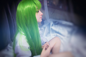 C.C. Code Geass by Niki-and-Diana