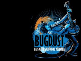 Bugdust - Sticker Design 3 by ShannonTrottman