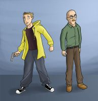 Breaking Bad by Calick