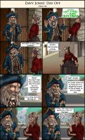 Davy Jones' Day Off 66 by Swashbookler