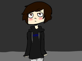 First time drawing immortalhd o.o by PikaLovesCake