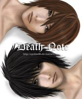 Death Note - Reverse by Epsilon86