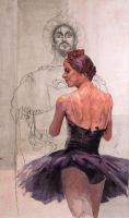 Ballet I by rpintor