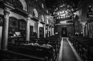 Inside The Church by pharaohking