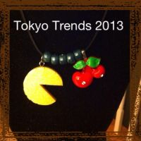 Pacman necklace 1 by Tokyo-Trends