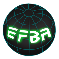 EFBA World Logo by VeXeDZERO