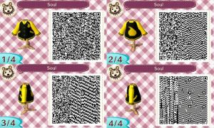 QR Code Animal Crossing- Soul (Soul Eater) by Lorenius11