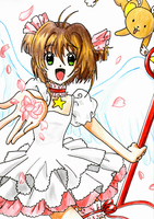 Card Captor Sakura by Mary147